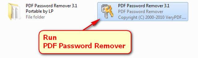 Cách phá mật khẩu PDF 1