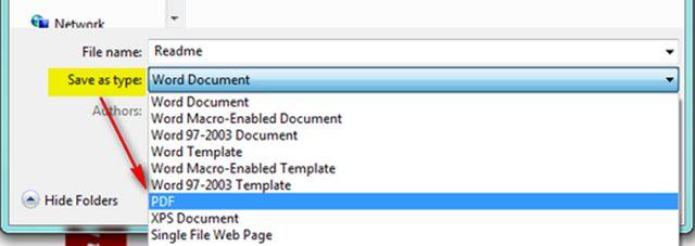 Cách tạo sách phải có định dạng PDF 4
