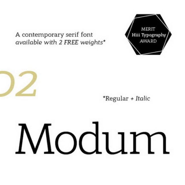 Transitional và Modern