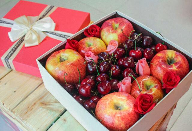Vai trò của hộp giấy đựng trái cây