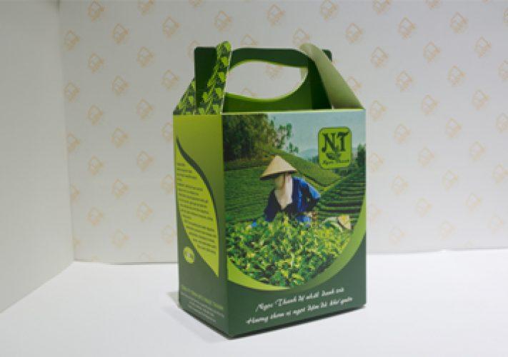 BV - hộp đựng trà