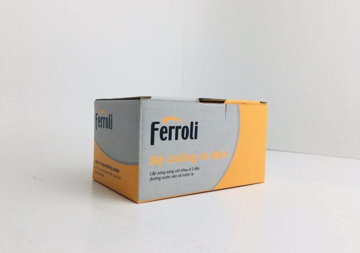 Hộp chống rò điện ferroli