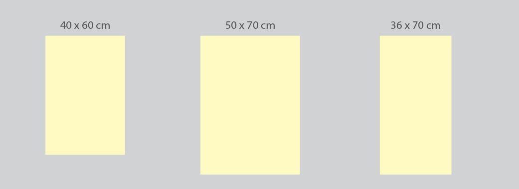 kích thước lịch treo tường