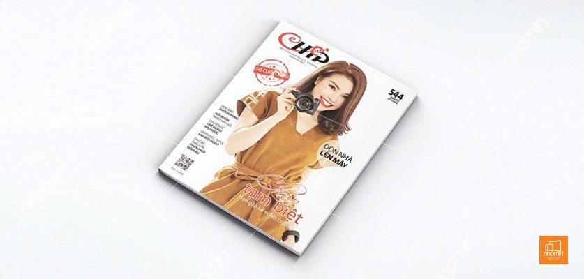 Mẫu tạp chí đẹp