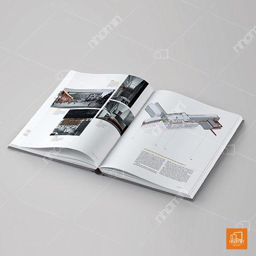Thiết kế sách chuẩn hóa