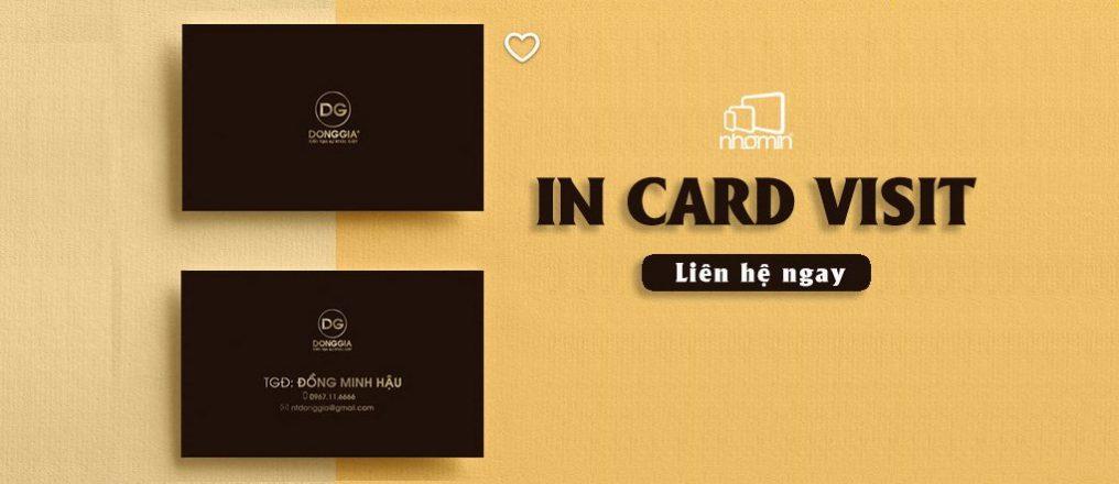 banner card visit