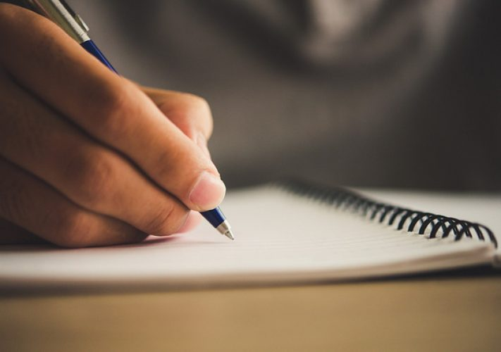 Cách viết nhật ký