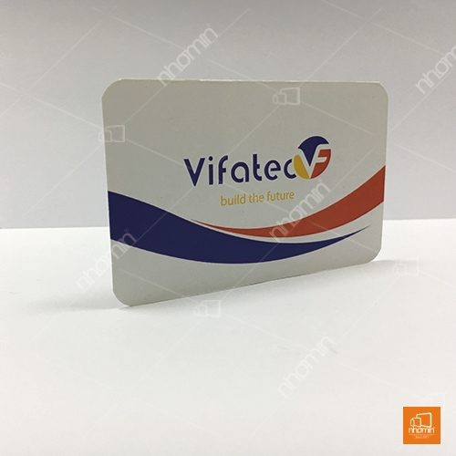 làm card visit Vifatec