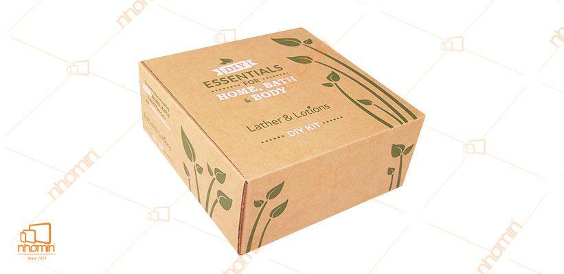 hộp carton in nhiều màu
