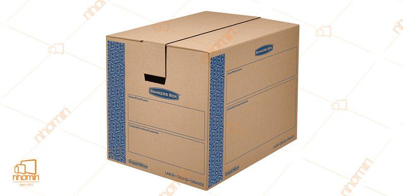 hộp carton nắp độc đáo