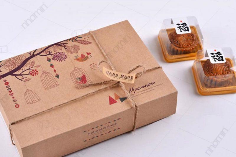 hộp bánh trung thu handmade