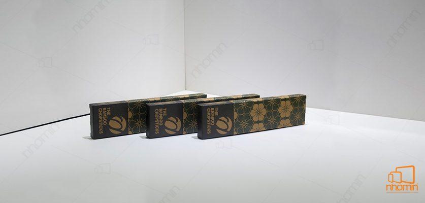 Mẫu hộp The Bamboo
