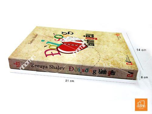 in sách kích thước a5