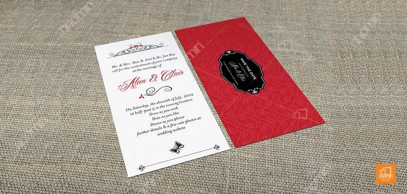 Thiệp mời đám cưới