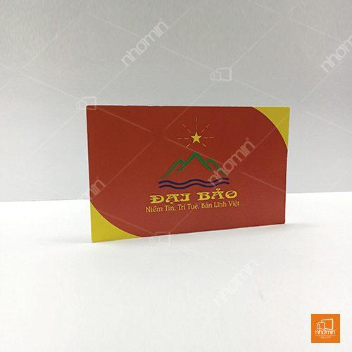 thiết kế name card công ty Đại Lộc